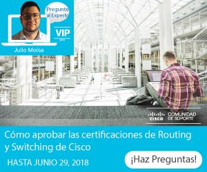 Pregunte al Experto- Cómo aprobar Certificaciones R&S Cisco