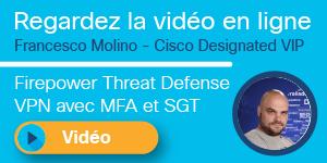 Vidéo - Webcast Security de Juin 2019