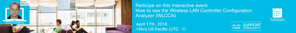 Webcast-How to use WLCCA