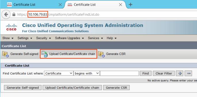 CUCM Upload CertificateCertificate chain.png