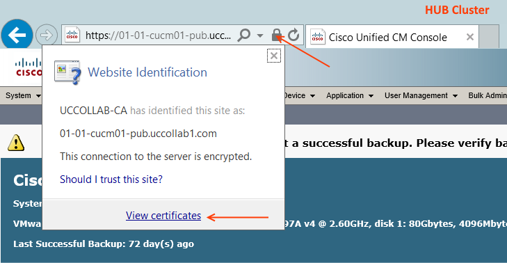 View CUCM Tomcat Certificate from Internet expolorer.png