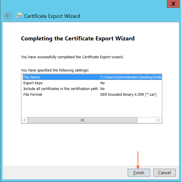Exporting CUCM certificate.png