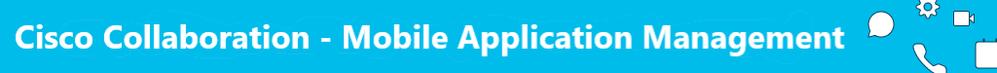 Mobile Application Management Image