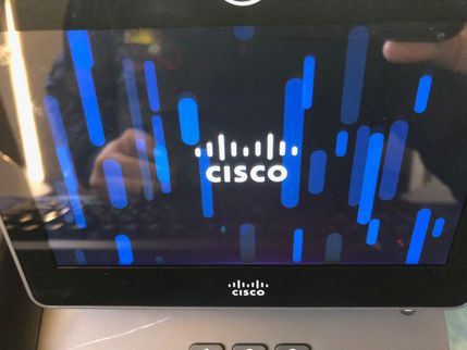 Cisco Phone Stuck On Cisco Logo