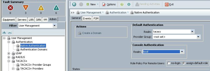 Solved: Authentication error on UCS Manager - Cisco Community
