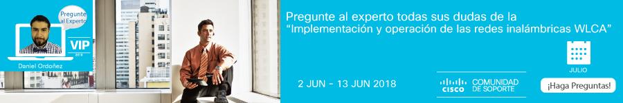 Pregunte al Experto- Operación e Implementacipon de WLCA