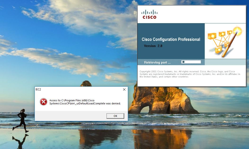 Solved: Cisco Configuration Professional and Wi    - Cisco Community