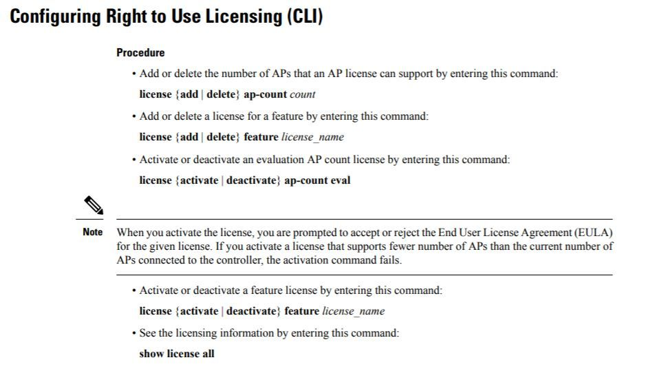 Rehost License Of Wlc But With Differen Cisco Community