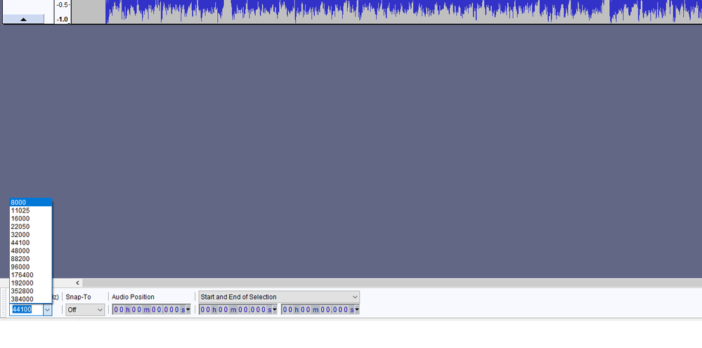 Converting MP3 to WAV for CME MOH AU fi    - Cisco Community
