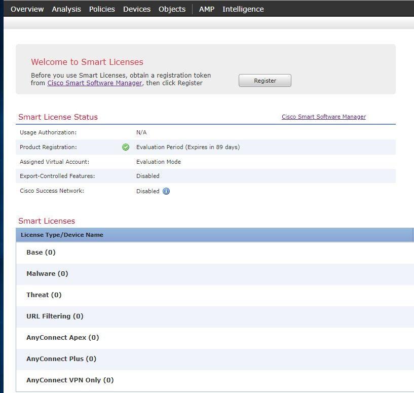 Cisco Fmc Add Device
