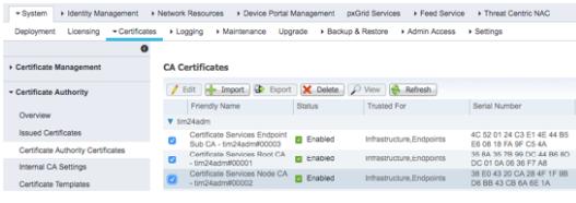 Identity Services Engine and Splunk pxG    - Cisco Community