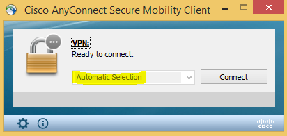 Solved: how to disable Anyconnect Auto start in    - Cisco