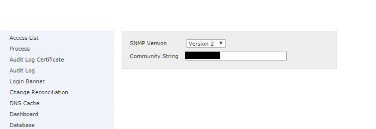Configuring SNMP for Cisco Firepower 21    - Cisco Community