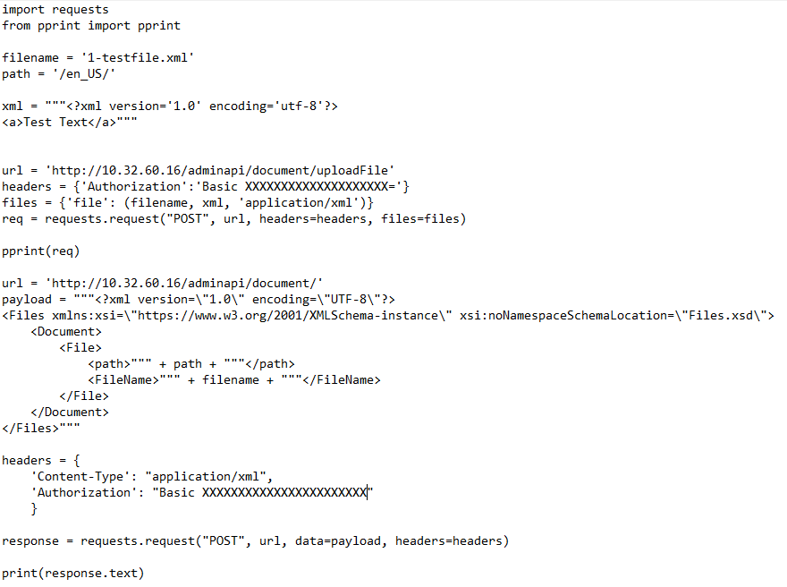 Solved: Using REST step in scripts - Page 2 - Cisco Community