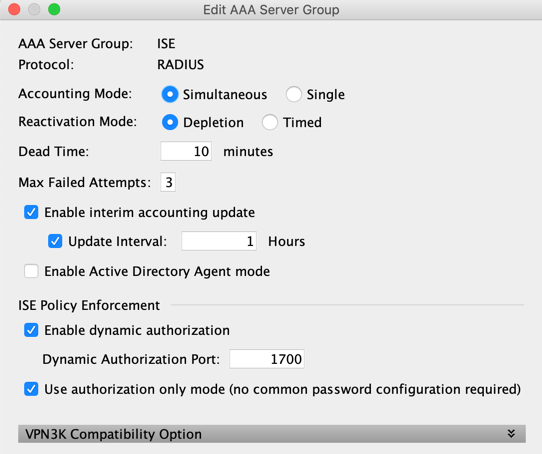 Anyconnect and ISE with DUO MFA strange    - Cisco Community