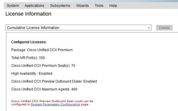 CAD License Error UCCX HA - Cisco Community
