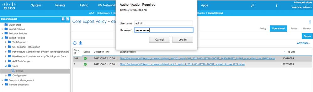 How to retrieve a core files generated     - Cisco Community