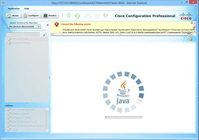 Cisco configuration professional (CCP)     - Cisco Community
