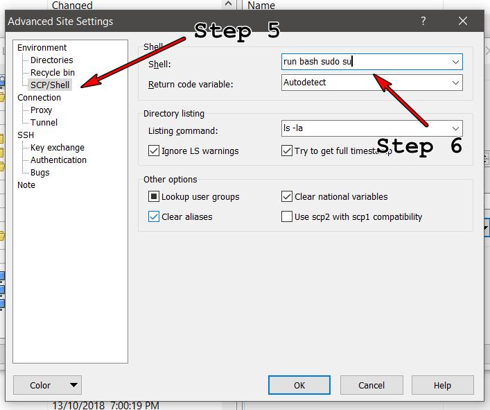 Getting WinSCP on n9k to work - Setting    - Cisco Community