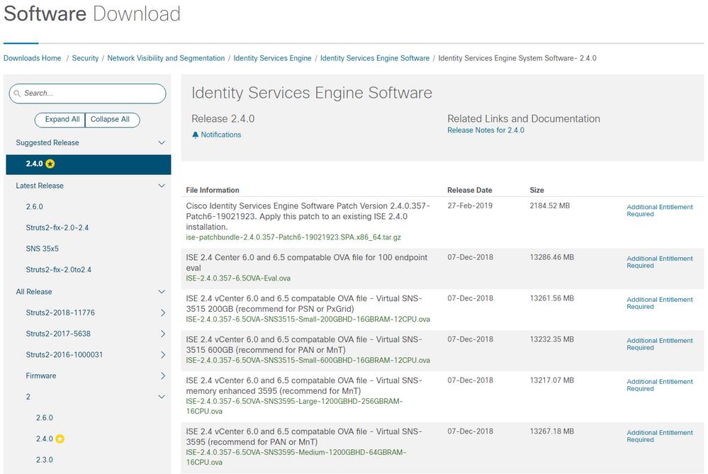 How To Get Ise Evaluation Software Li Cisco Community