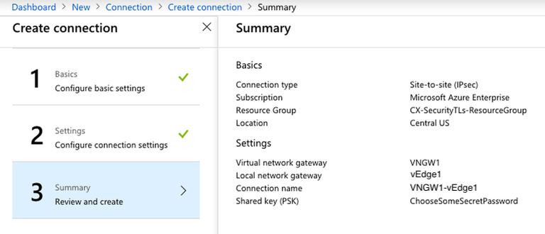 How to Configure IPSec VPN Connection b    - Cisco Community