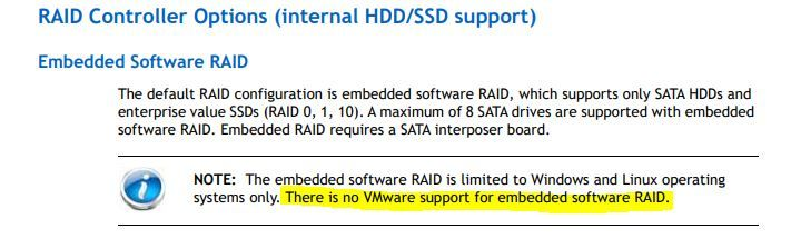 no esxi software support for MR-sr.JPG