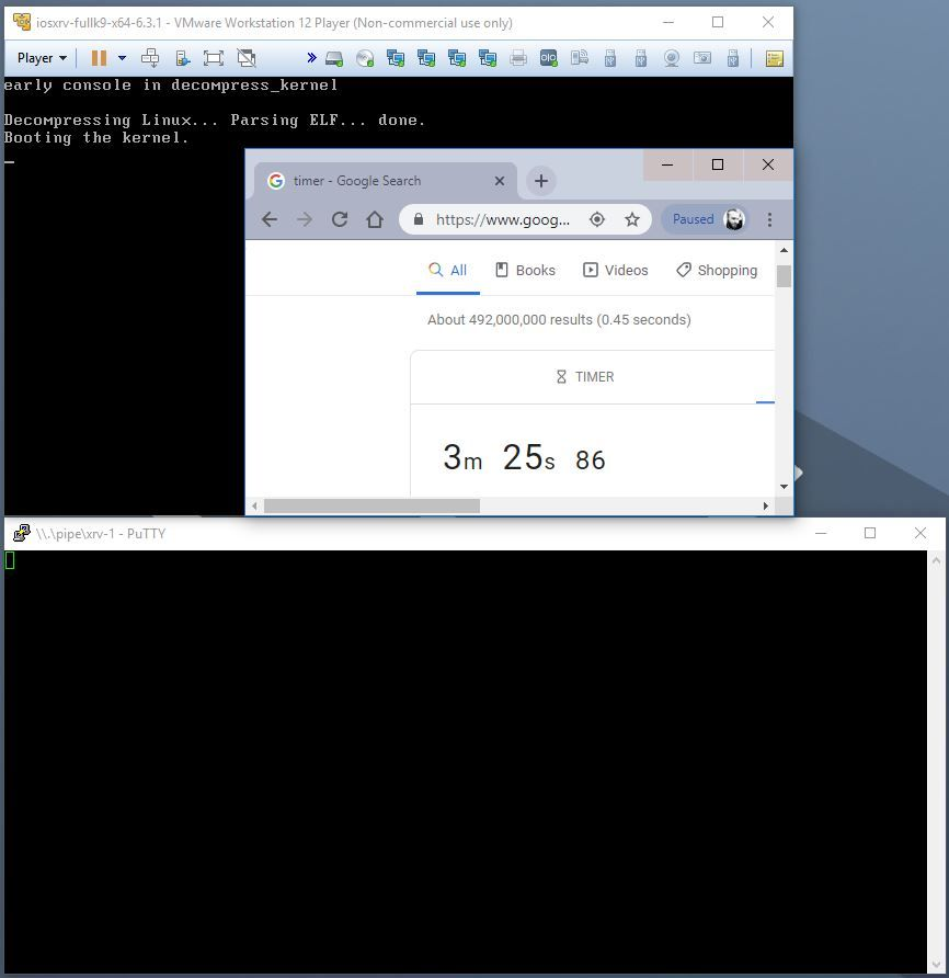 IOS XRv 64-bit (iosxrv-fullk9-x64) VMwa    - Cisco Community