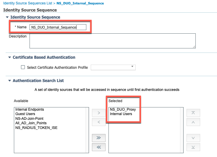 Duo MFA Integration with ISE for TACACS    - Cisco Community