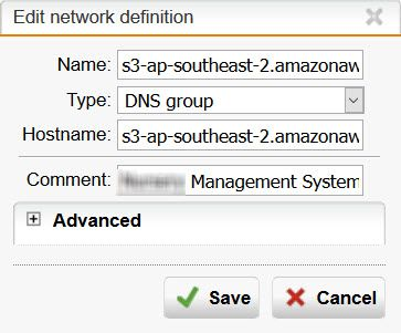 Solved: FTD/FMC DNS Group objects? - Cisco Community