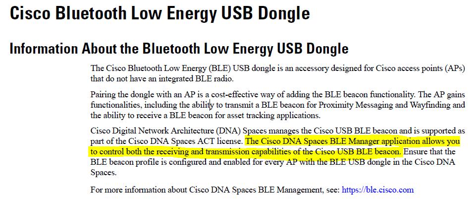 Cisco USB BLE beacon.PNG