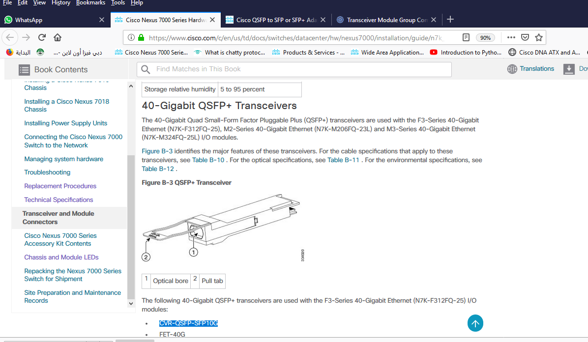 CVR-QSFP-SFP10G WITH Nexus 7009 - Cisco Community