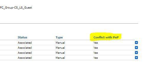 FlexConnect Group Conflict with PnP? - Cisco Community