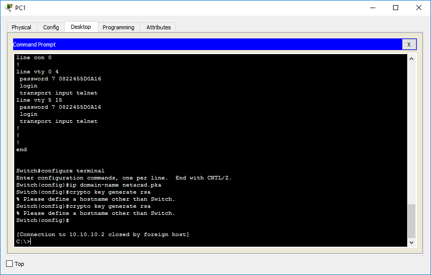 crypto key generate rsa please define a    - Cisco Community