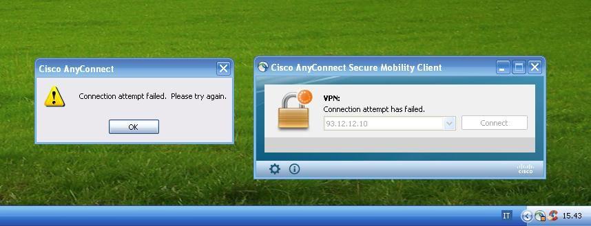 Windows xp vpn cisco
