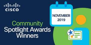 August's Community Spotlight Awards