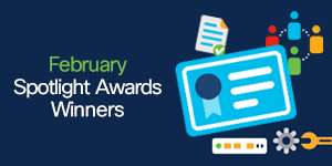 Spotlight Awards- February 2020