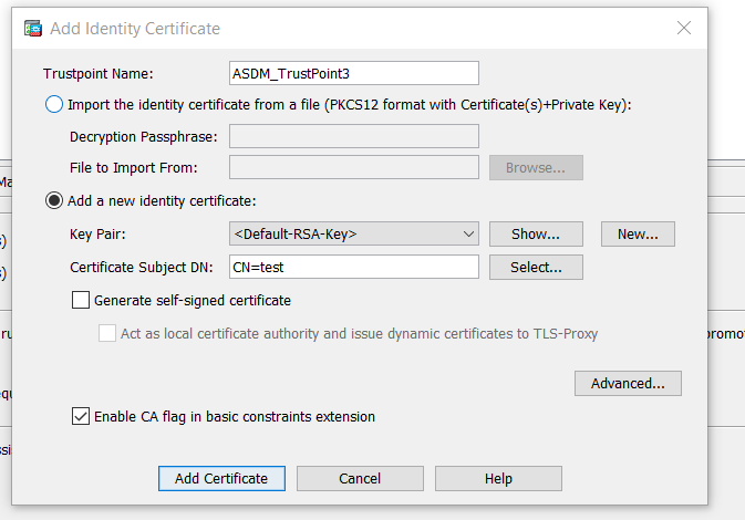 Solved: How to install GoDaddy SSL Certificate ... - Cisco Community