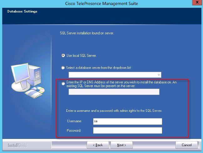 TMS move to Windows Server 2016 - Cisco Community