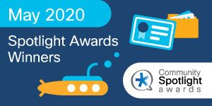 Cisco Community May 2020 Spotlight Award Winners