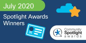 Cisco Community July 2020 Spotlight Award Winners